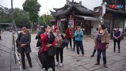淅江休闲游(2)   游丽水古堰画乡、金华八咏楼、浦江白云湾