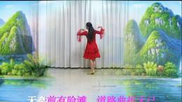 艺柳舞蹈  《在水一方》  演唱   李健