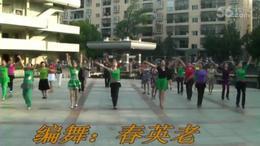 黄陂文体广场晨练舞蹈   阿里山姑娘