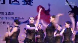 00127海宁長安镇、排舞、激情探戈