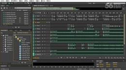 AU CC教程6.4 理解混音器的使用方法