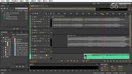 AU CC教程7.2 批量匹配多个剪辑的音量