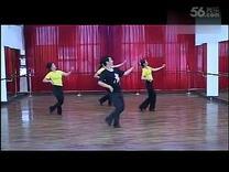 舞蹈《草原儿女》演示及动作分解 王云生舞蹈