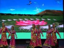 舞蹈[[赞歌]]海宁市退教协会健身组