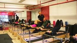 艾韵动瑜伽普拉提生活馆:十四天完美瘦身,明星般气质养成