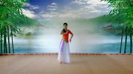 安源红子玉广场舞《山谷里的思念》