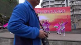 自贡市第六套秧歌