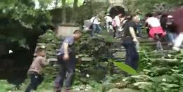 三六班同学白崖寨游览音乐版视频