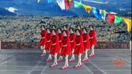 舞蹈《美丽的雪山姑娘》精彩抠像视频