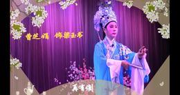 学演越剧《盘妻·赏月》字幕版片段2(曹芝娟虞佩莉)