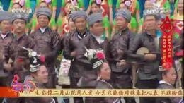 侗族大歌:《侗族琵琶情歌》
