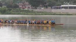 2016端午节蓬洲龙舟下水仪式 2