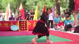 2018京津冀空竹高手100秒天津子牙河空竹园