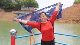 醴陵老年大学摄影班户外活动 绿水青山都是歌...