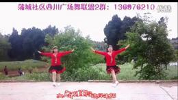 四川兰兰广场舞:辣妈:编舞:沚水_标清
