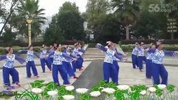 醴陵荷花广场舞  勐罕姑娘
