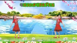 广西昭平香影广场舞《江南梦》对跳 编舞:廖弟  制作:秋姗