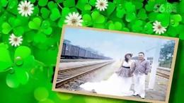 为学生张海林制作的婚庆相册《知心爱人》