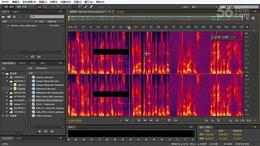 AU CC教程5.1 快速移除背景中的噪音