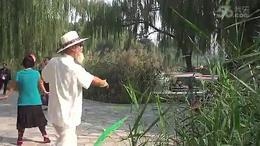 青藏高原 童女士 陶然亭西湖畔