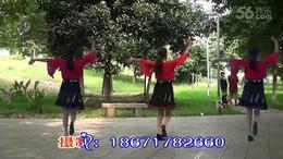 张灯结彩 宜都市枝城镇广场舞杜春芳 红喜数码传媒20150903张洪芹