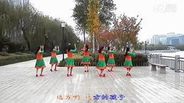 嫣然明月广场舞《远方的孩子》编舞:応子