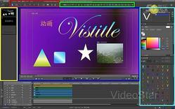 【雷特教程】_VisTitle_菜单工具栏