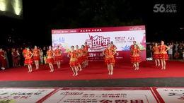 仙山公园健身舞队参赛舞      牵手今生  串烧