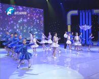虹琴拉丁舞校参加河南电视台我的梦中国梦电视才艺大赛 精彩视频