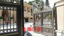 深圳铝艺大门