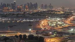 Living In Doha 4K
