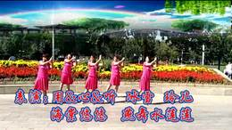 密云冰雪广场舞《欢乐激情》