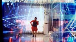 河北紫晶广场舞《美美哒》编舞2007心随