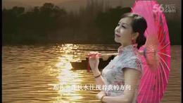 原创唯美情歌《两地情》MV(胡梅原唱制作)