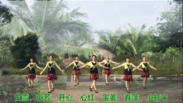 活力舞动广场舞团体版《跟我你不配》