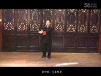 张光萍八卦掌教学视频4  5定式转掌