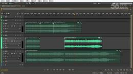 AU CC教程6.5 分割和滑动轨道中的音频