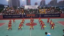 """广德县健身舞蹈协会""""母亲节""""联谊会1"""