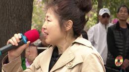 郑州第十一届海棠文化节 碧沙乐团赵慧演唱 歌曲《昨夜星辰》