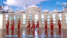 临安舞魅广场舞《印度风情》 编舞:王梅