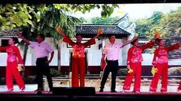 醴陵财源塔文字团   表演唱  两学一做放光华