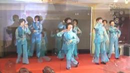 同心合唱团迎新联欢之舞蹈《花好月圆》
