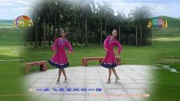 《站在草原望北京》31双人版 邛崃阿冰广场舞编舞:四大天后