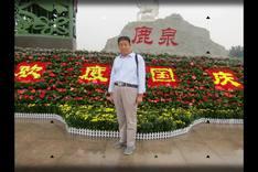 国庆节十里画廊景色