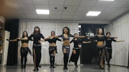 河南洛阳艾尚娜娜肚皮舞Nina(娜娜)老师会员班舞蹈C哩C哩