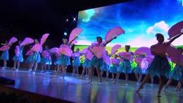 舞蹈 和谐中国(常清中学B)