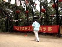 济南阳光空竹杨春平快乐空竹展示之十五