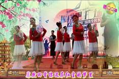 大龙府广场舞 温馨港湾红红火火艺术团