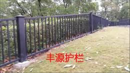 铁艺护栏会生锈吗
