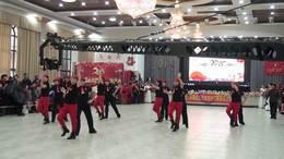 大丰红玫瑰舞蹈队快乐上海行三周年庆典演出